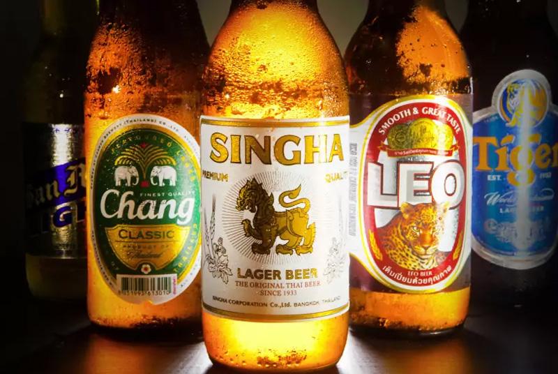 Тайское пиво - популярные сорта и средние цены