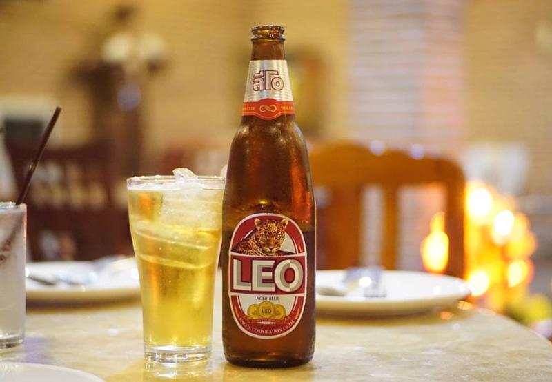 Тайское пиво Лео Leo