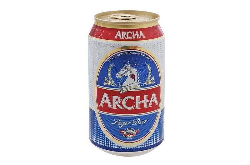 Пиво из Таиланда Archa (Арча)