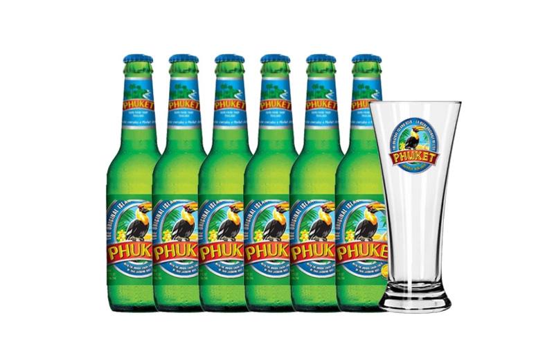 Пиво Таиланда Phuket (Пхукет)