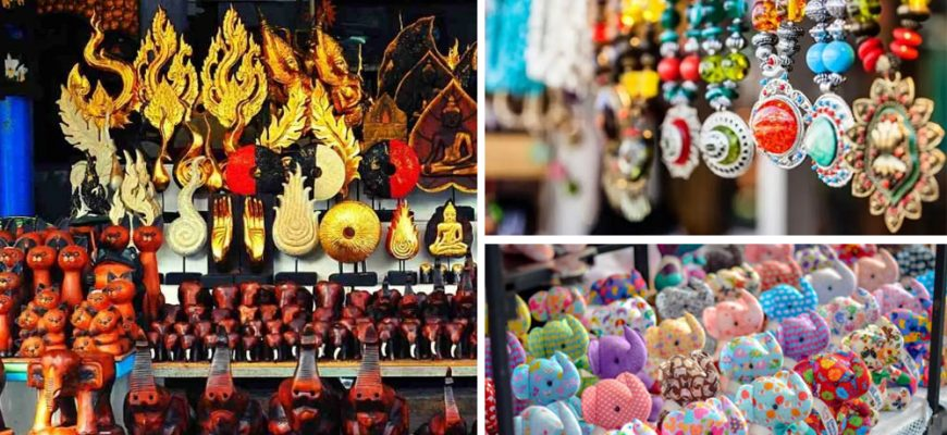 Что купить в Тайланде - полезные и интересные вещи и сувениры.